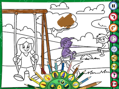TestCrayola018 Test du Crayola ColorStudio HD de Griffin: le coloriage nouvelle génération