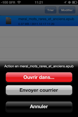 TestDownloadsPro 010 Test de Downloads Pro : Vos téléchargements au doigt et à loeil (1,59€)