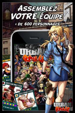 Urban rivals 2 Urban Rivals (Gratuit) : Entre jeu de cartes et jeu de rôle... lassociation est bonne !