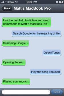Vocal 1 Vocal : Lapplication pour contrôler son Mac avec Siri !