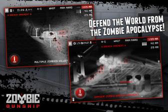 Zombie gunship Les bons plans de lApp Store ce mercredi 7 décembre 2011