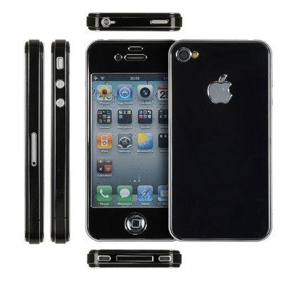 aluminize Black Concours : Une protection SkinPlayer Aluminize pour iPhone 4 et 4S à gagner (44,95€)