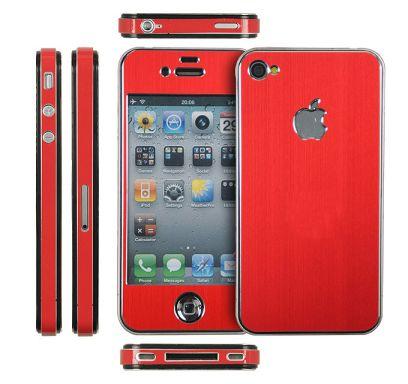 aluminize Red Concours : Une protection SkinPlayer Aluminize pour iPhone 4 et 4S à gagner (44,95€)