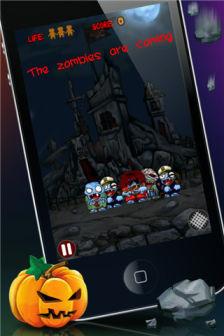 cut the zombies Les bons plans de lApp Store ce jeudi 8 décembre 2011