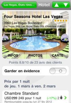 ht 1 ToucHotel : Réservation dhôtels depuis son iPhone (Gratuit)