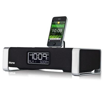 iA100 0000 B1.jpg.450x400 q85 copie Test de la station daccueil iHome iA100 pour iPhone et iPad (199€)