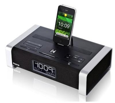 iA100 0002 B3.jpg.450x400 q85 Test de la station daccueil iHome iA100 pour iPhone et iPad (199€)
