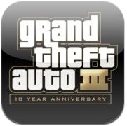 iCon GTA III fête ses 10 ans et débarque sur lApp Store !