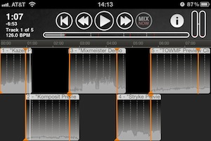 iDJ 1 iDJ est gratuit aujourdhui, préparez vos mix pour le 1er de lan