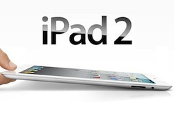 iPad 2 thumb Promo :  30 % pour les articles Apple chez les 3 suisses