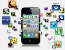 iPhone applications 15 applications utilisées en moyenne sur vos iPhone !