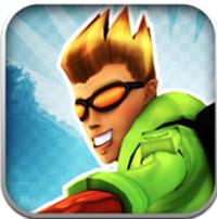 icone2 Test de Snowboard Hero : Devenez le roi de la glisse sur iPhone ! (2,39 €)