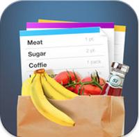 icone7 Test de Grocery Mate : gestionnaire de listes de courses (1,59 €)