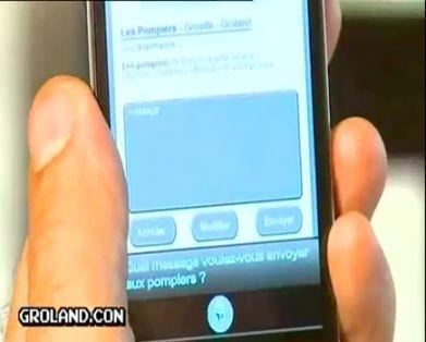 image Humour : Groland se paye Siri !