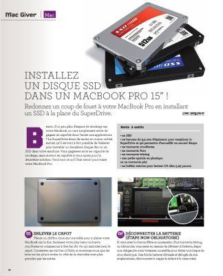 mac giver Concours : 3 exemplaires du n°4 et 1 an dabonnement au magazine iLive à gagner (44€) !