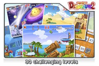 pocket dinosaurs 2 Les bons plans de lApp Store ce jeudi 22 mars 2012