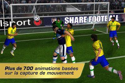 rf20121 Real Football 2012 est arrivé sur lApp Store