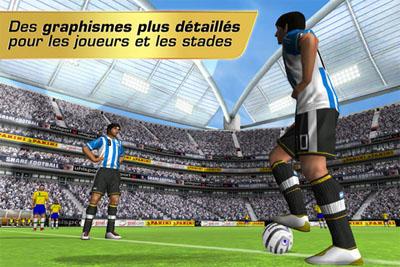 rf20123 Real Football 2012 est arrivé sur lApp Store