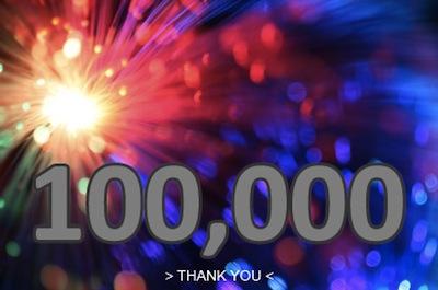 100000 pages App4Phone vous remercie 100000 fois !