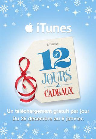 12 jours Dossier : Que penser des 12 jours iTunes 2011 ?