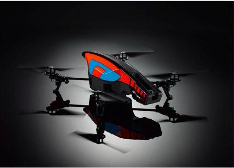 AR Drone App4Phone : La revue du CES 2012 pour ce mardi 10 janvier