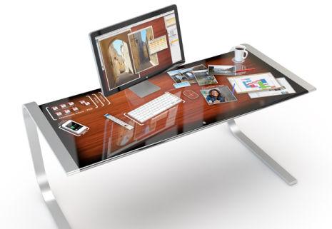 le bureau r v de tout utilisateur apple. Black Bedroom Furniture Sets. Home Design Ideas