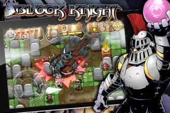 Block knight Les bons plans de lApp Store ce lundi 16 janvier 2012