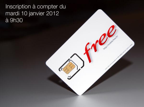 Carte Free Tarifs Free Mobile : La Révolution du mobile est en marche !