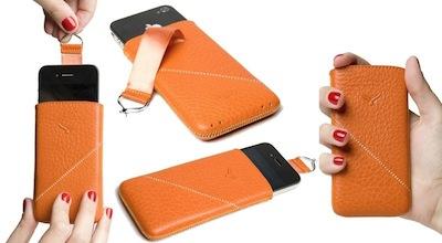 CcrsParionMapiCases 015 Concours : Un étui en cuir Parion pour iPhone 4/4S à gagner ! (23€)