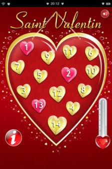 Coeur Saint Valentin 2012 : 14 applications iPhone pour les amoureux (Gratuit)