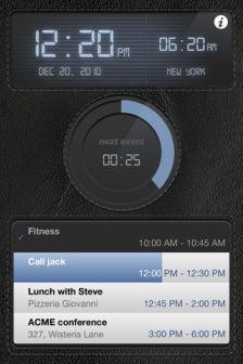 Daily Agenda Les bons plans de lApp Store ce vendredi 20 janvier 2012