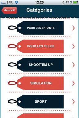 Freegli 2 Freegli : Le couteau suisse du jeu vidéo sur lApp Store (Gratuit)
