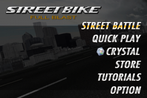 IMG 1105 300x200 Streetbike: Full Blast   Plongez dans lunivers Racing