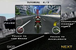 IMG 1110 300x200 Streetbike: Full Blast   Plongez dans lunivers Racing