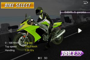 IMG 1114 300x200 Streetbike: Full Blast   Plongez dans lunivers Racing