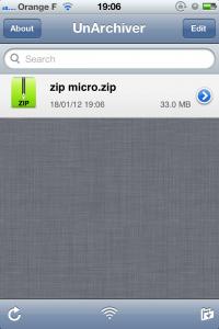 IMG 1158 200x300 Test de UnArchiver   La solution Zip et RAR pour iDevice (0,79€)