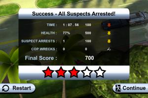 IMG 1279 300x200 Test de Smash Cops   Serez vous le justicier de lAppStore?