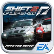 Icon Need for Speed Shift 2 Unleashed de EA est gratuit pour la journée !