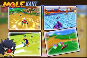 Mole Kart Les bons plans de lApp Store ce samedi 5 mai 2012