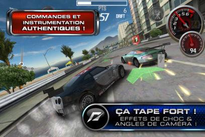 NFS 1 Need for Speed Shift 2 Unleashed de EA est gratuit pour la journée !