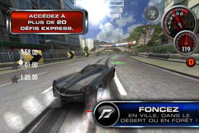 NFS 2 Need for Speed Shift 2 Unleashed de EA est gratuit pour la journée !