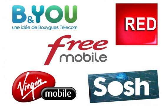 Offres B&You : Bouygues Telecom saligne sur les tarifs de Free Mobile