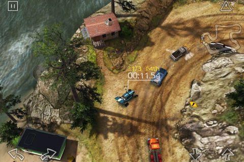RR2 Circuit Reckless Racing 2 arrivera sur lApp Store le 2 février 2012
