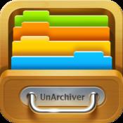 Test UnArchiver Test de UnArchiver   La solution Zip et RAR pour iDevice (0,79€)