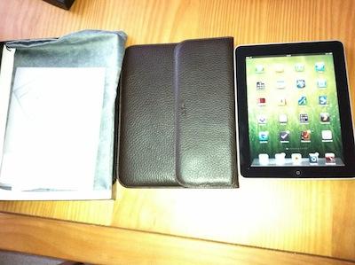 TestEtuiByze 005 Test de létui Byze pour iPad de Mapicases