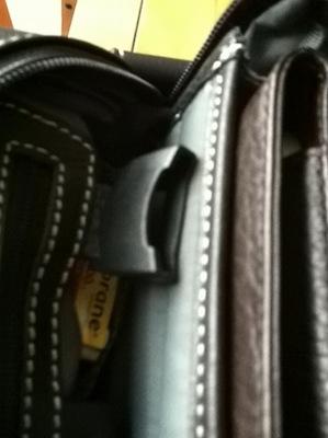 TestSacCorbin 014 Test du sac Corbin de Marshall Bergman pour iPad (149€)
