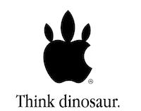 Think Different Le logo dApple sous toutes ses formes
