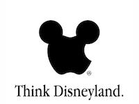 Think Disney Le logo dApple sous toutes ses formes