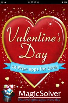 Trailer Saint Valentin 2012 : 14 applications iPhone pour les amoureux (Gratuit)