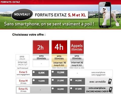 Virgin Mobile Virgin Mobile : Les forfaits mobiles pour contrer Free cest lExtaz